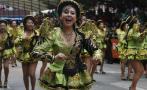 Música, baile y belleza en el inicio del Carnaval de Oruro