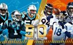 Super Bowl: Denver Broncos vs. Carolina Panthers hoy por título