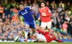 Chelsea vs. Manchester United: chocan por la Premier League