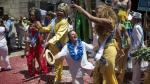 Zika, samba y rey Momo en el arranque del carnaval de Río - Noticias de rey momo