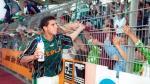 Claudio Pizarro y la historia de cómo llegó a la Bundesliga - Noticias de bundesliga