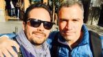 Premios Goya: Salvador del Solar ya se encuentra en Madrid - Noticias de hora peruana