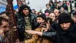 Miles de sirios esperan con ansias que Turquía abra la frontera - Noticias de lluvias intensas
