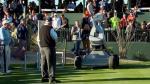 Robot imita a Tiger Woods con genial disparo de golf [VIDEO] - Noticias de tiger woods