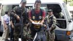 SJL: capturan a 13 personas en laboratorio clandestino de droga - Noticias de julio olortegui