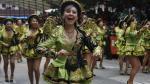 Música, baile y belleza en el inicio del Carnaval de Oruro - Noticias de huelga