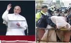 El mensaje de condolencias del Papa por el terremoto de Taiwán