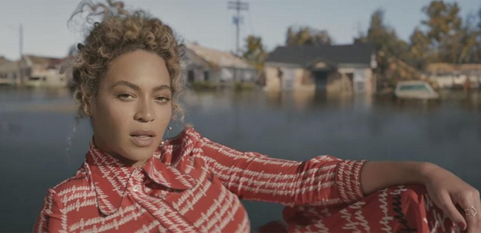 Beyoncé lanza tema sobre violencia policial