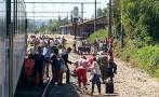 Chile: Choque entre auto y tren deja siete muertos y un herido