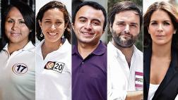Jóvenes a la palestra: los nuevos rostros de las elecciones 2016