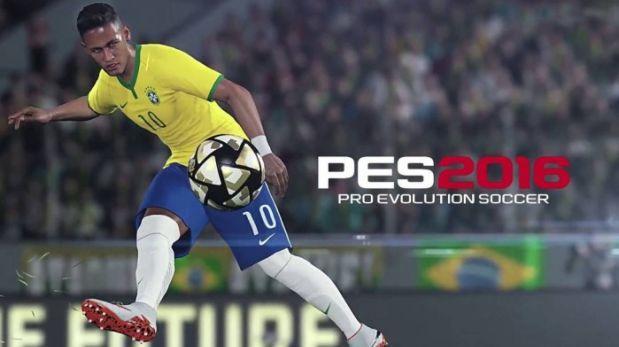 Konami lanza versión gratuita de PES 2016 para PC