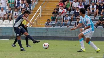 Alianza Lima tuvo que exigirse para ganarle al Alianza Atlético