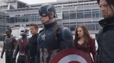 "El tráiler de ""Capitán America: Civil War"" para el Super Bowl"