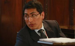 """""""Ampliar extradición de Belaunde es jurídicamente razonable"""""""
