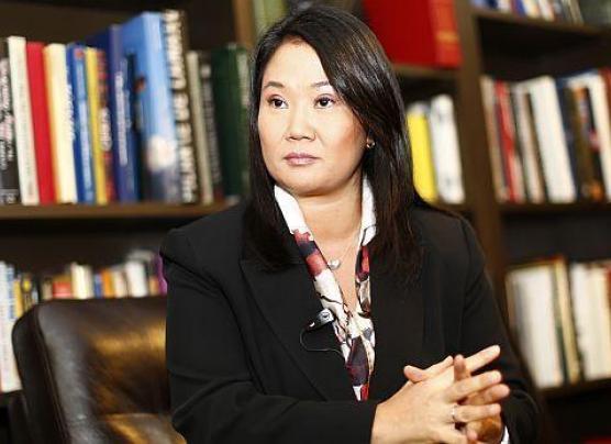 Keiko Fujimori no participará en el primer debate electoral