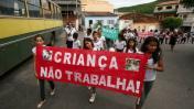 Brasil: 626 niños eran sometidos a trabajo infantil en Carnaval