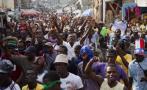 Haití: Opositores celebran en las calles la salida de Martelly