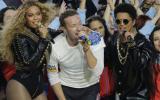 Beyoncé, Coldplay y Bruno Mars en final del Super Bowl [VIDEO]