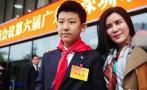 """China: El polémico adolescente comunista que """"viste de Armani"""""""