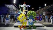 Brasil: El Carnaval de Río homenajeó a los Juegos Olímpicos