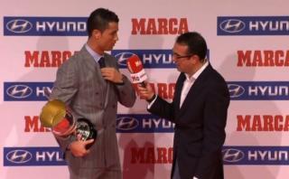 Cristiano Ronaldo y el insólito premio que propuso para ganar