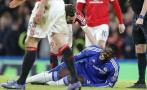 Zouma se perderá la Eurocopa por esta terrible lesión (VIDEO)