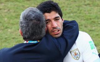 Tabárez no ve a Suárez como salvador de la selección uruguaya