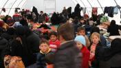 Más de 30.000 sirios intentan entrar a Turquía [VIDEO]