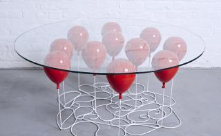 No solo para decorar: seis mesas fuera de lo común