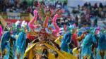 El multicolor homenaje a la Virgen de la Candelaria [FOTOS] - Noticias de puno
