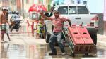 Callao: calles llenas de piscinas en inicio de carnavales - Noticias de saenz pena