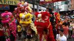 Año nuevo Chino: Así se celebró el Año del Mono en el mundo - Noticias de año nuevo 2014