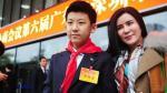 """China: El polémico adolescente comunista que """"viste de Armani"""" - Noticias de mao zedong"""