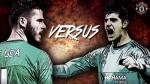 Mira este duelo de atajadas entre De Gea y Courtois [VIDEO] - Noticias de wayne rooney