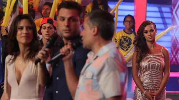 Angie Arizaga y Nicola Porcella son nuevamente parte del programa