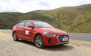 Hyundai presentó en el Perú el nuevo Elantra y la SUV Creta