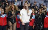 Coldplay, Beyoncé y Bruno Mars entre lo mejor del Super Bowl
