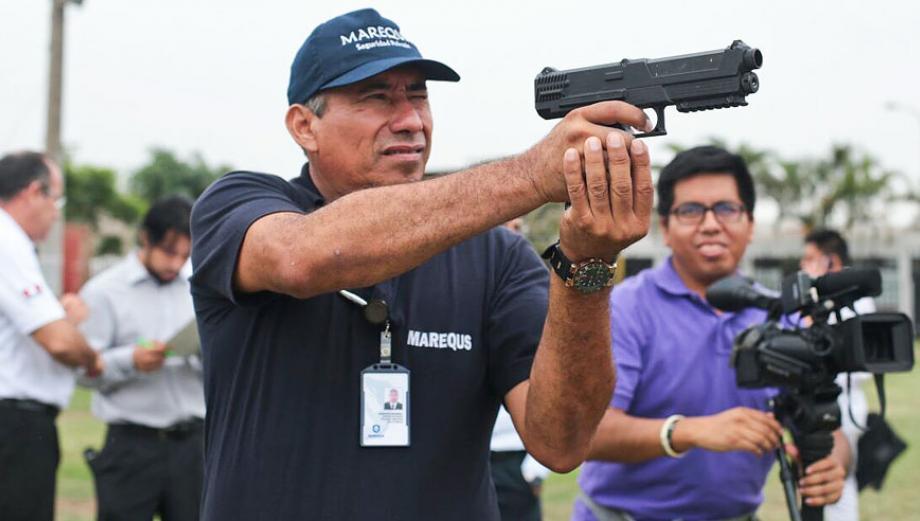 Municipalidad de Lima: las armas que usarán los serenos