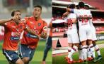 César Vallejo vs. Sao Paulo: vuelta de la Copa Libertadores