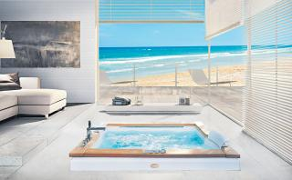 Cinco increíbles ideas para escoger una tina para baño