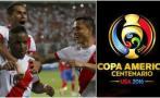 Copa América Centenario: Perú conocerá a su grupo 21 de febrero