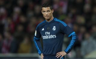 "Cristiano Ronaldo llamó ""perdedores"" a jugares rivales [VIDEO]"