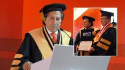 Toledo devuelve Honoris Causa de la UCV: así lo recibió el 2010
