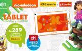 ¿Quieres una Tablet Nickelodeon para tus hijos? Mira aquí