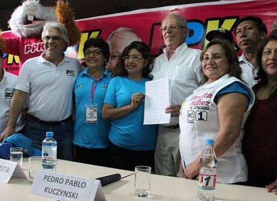 Rosa Núñez descarta haber utilizado recursos de UCV en campaña