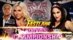 WWE: confirman lucha entre Charlotte y Brie Bella en Fastlane - Noticias de la arena
