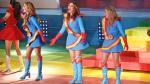 Nubeluz: las postales que dejó el show por sus 25 años - Noticias de rosanna davirson