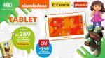 ¿Quieres una Tablet Nickelodeon para tus hijos? Mira aquí - Noticias de nickelodeon