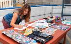 """""""El arte es un sueño y yo amo soñar pintando"""" [VIDEO]"""