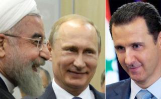 Francia: Rusia e Irán son cómplices de la brutalidad de Al Asad